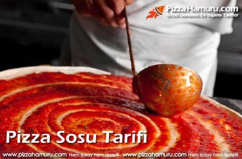 Pizza sosu - tarifleri