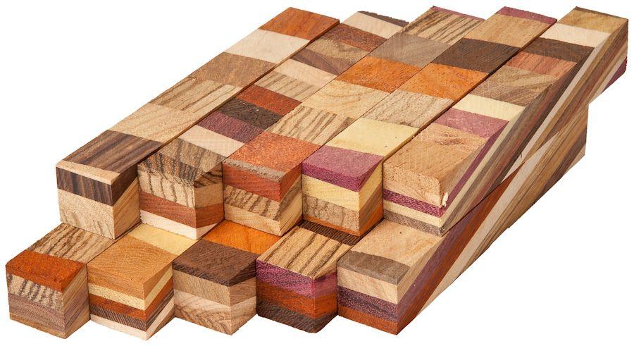 Laminated Pen Blanks 10 Pack Pen Blanks Wooden Pen Wood