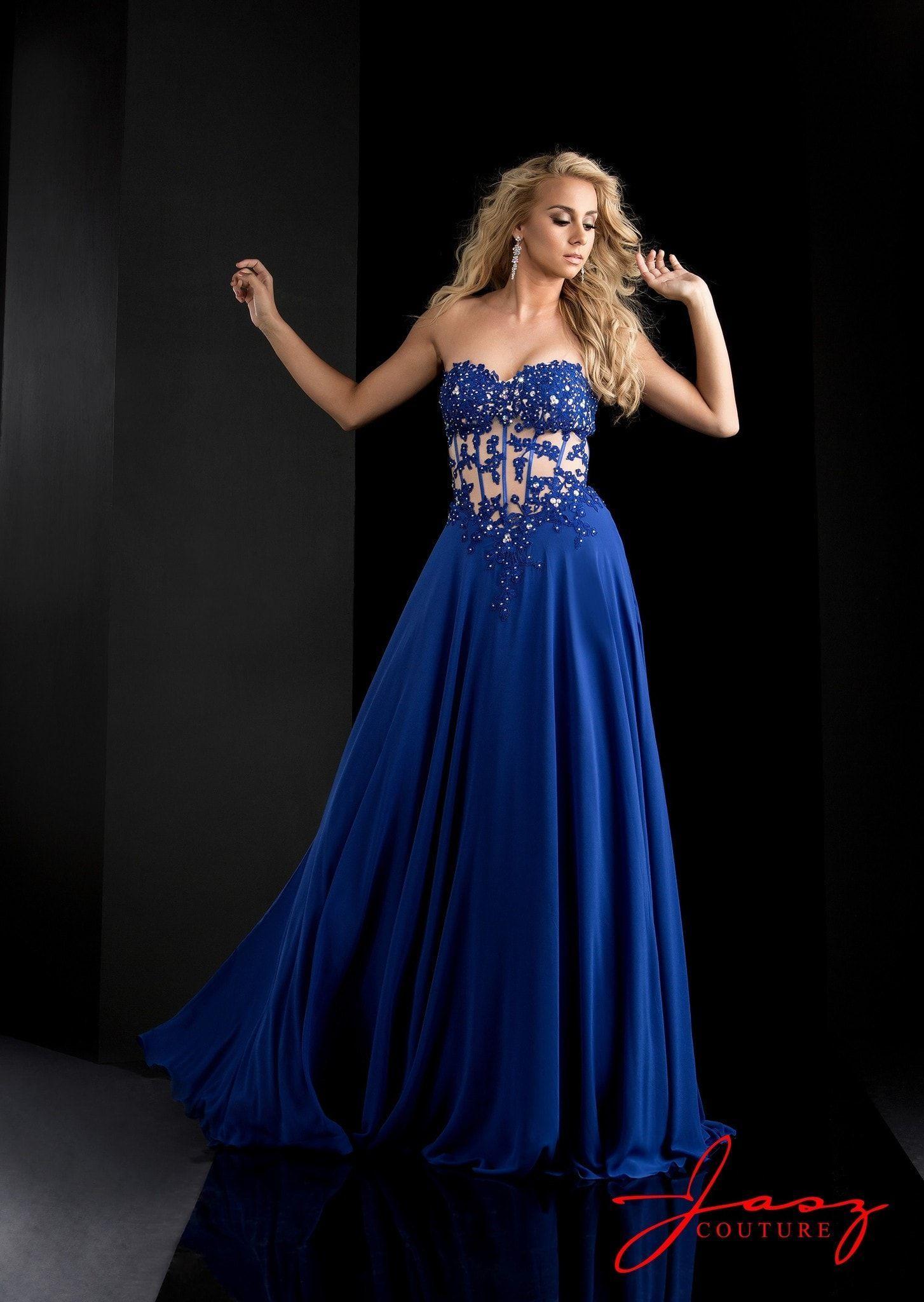 Jasz Couture 5813 Royal