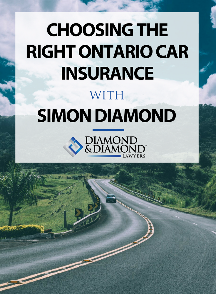 Choosing the Right Ontario Car Insurance Car insurance