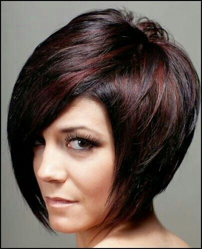 Pin by tricia dulaney on my style pinterest hair style hair dark hair colors with lowlights highlights on black short hair pmusecretfo Image collections