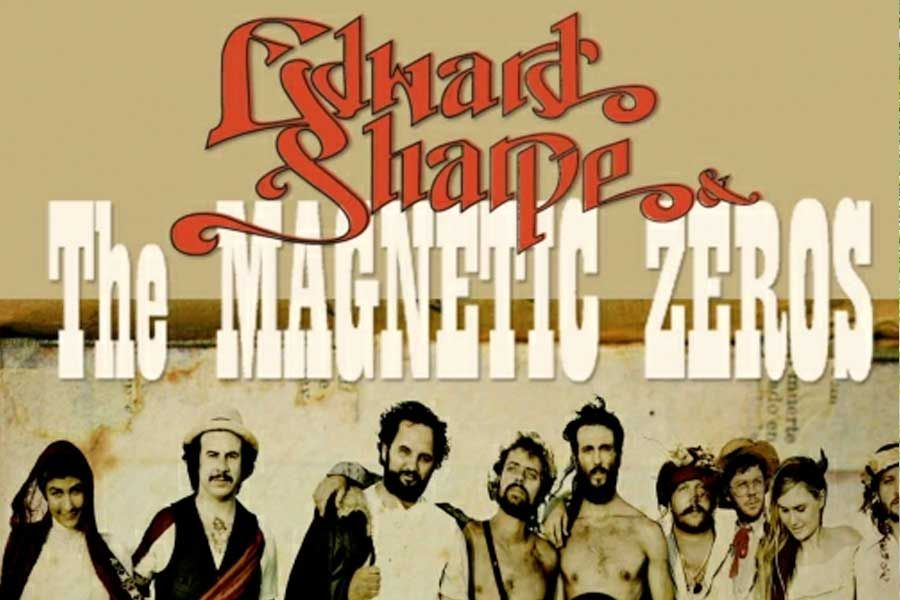 Edward Sharpe and the Magnetic Zeros, live!  Thursday night, I saw hippie folk-rock band in concert at the Ryman. Here's why it was so awesome!