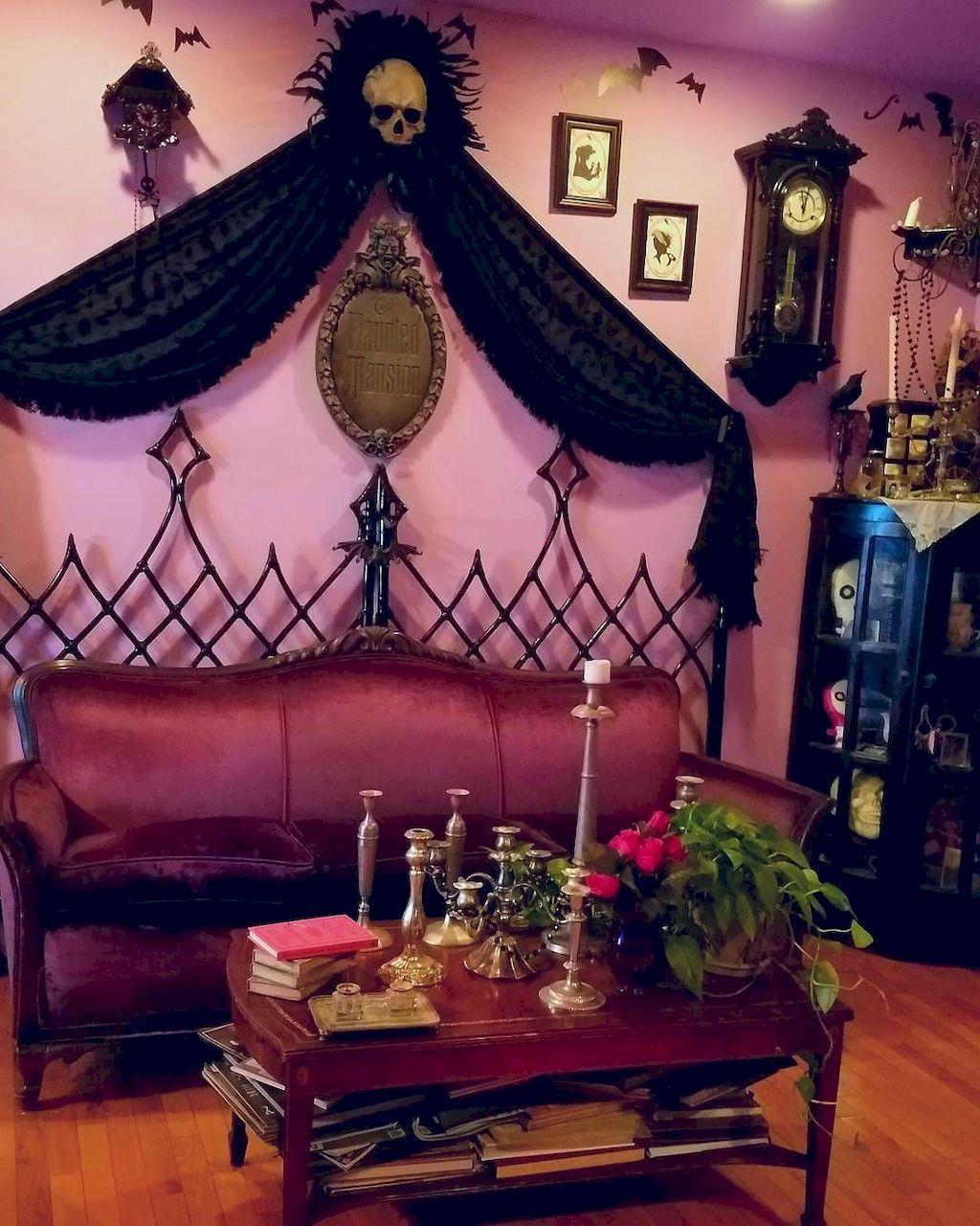 Unforgivable Sins Of Halloween Living Room Decor Living Room