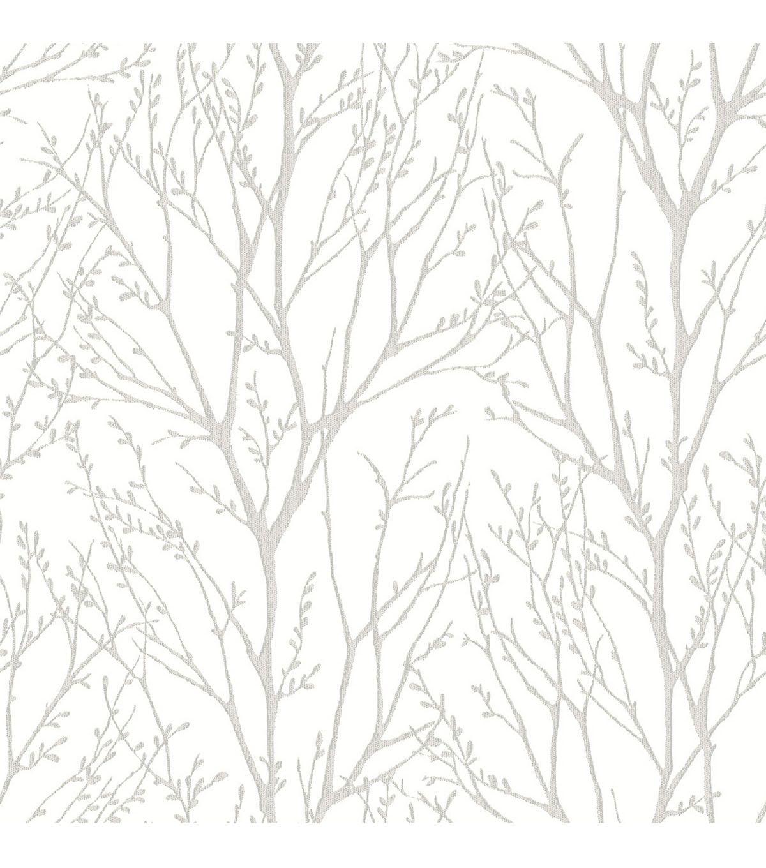 Wallpops Nuwallpaper Peel Stick Wallpaper Treetops Papel De Pared Decoracion De Interiores Disenos De Unas