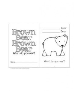 Free Brown Bear Brown Bear Book Download With Images Brown