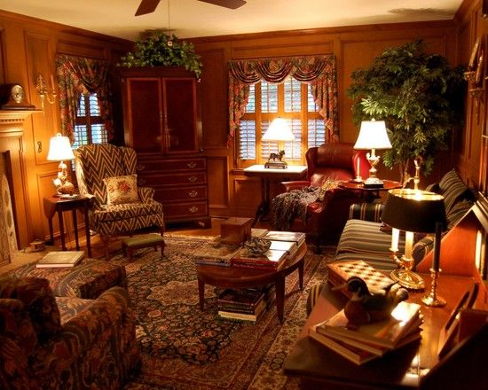 English Decorating Style Design, Pictures, Remodel, Decor and Ideas