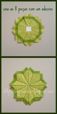 Diagramas & Cia.: PAP Mandala do Espírito Santo