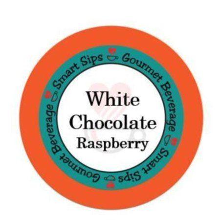 Food In 2019 Banana Coffee White Chocolate Raspberry Hot