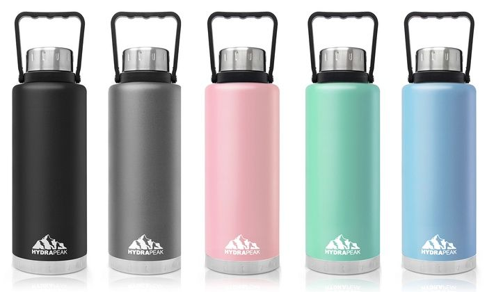 c6dd99ff38 HydraPeak MAX Pro 67oz Vacuum Insulated Stainless Steel Bottle ...
