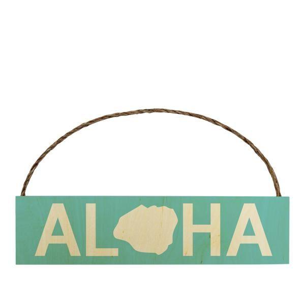 Aloha (Kauai) Street 4x16 COR Back Rope