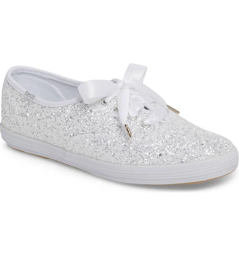 KEDS® FOR KATE SPADE NEW YORK Glitter Sneaker