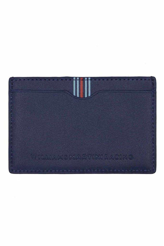 Williams Martini Formula 1 Racing Blue Business Credit Card Holder ...