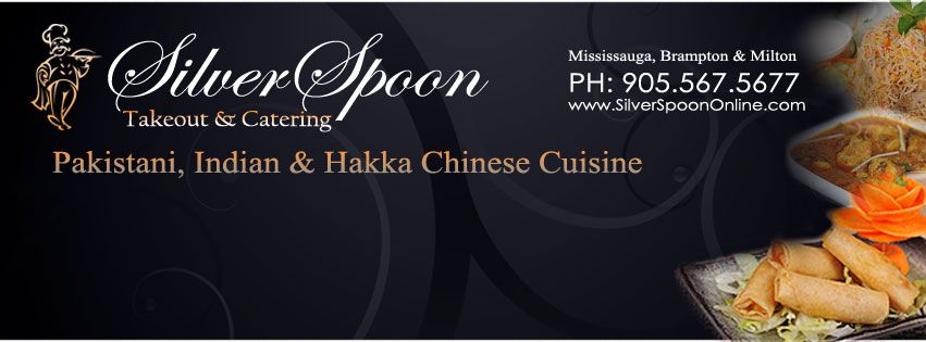 Silver Spoon Has Been Serving And Delighting Food Lovers With Its Unrivaled Taste In Halal Pakistani Indian Chinese A Takeout Restaurant Halal Pakistani Food