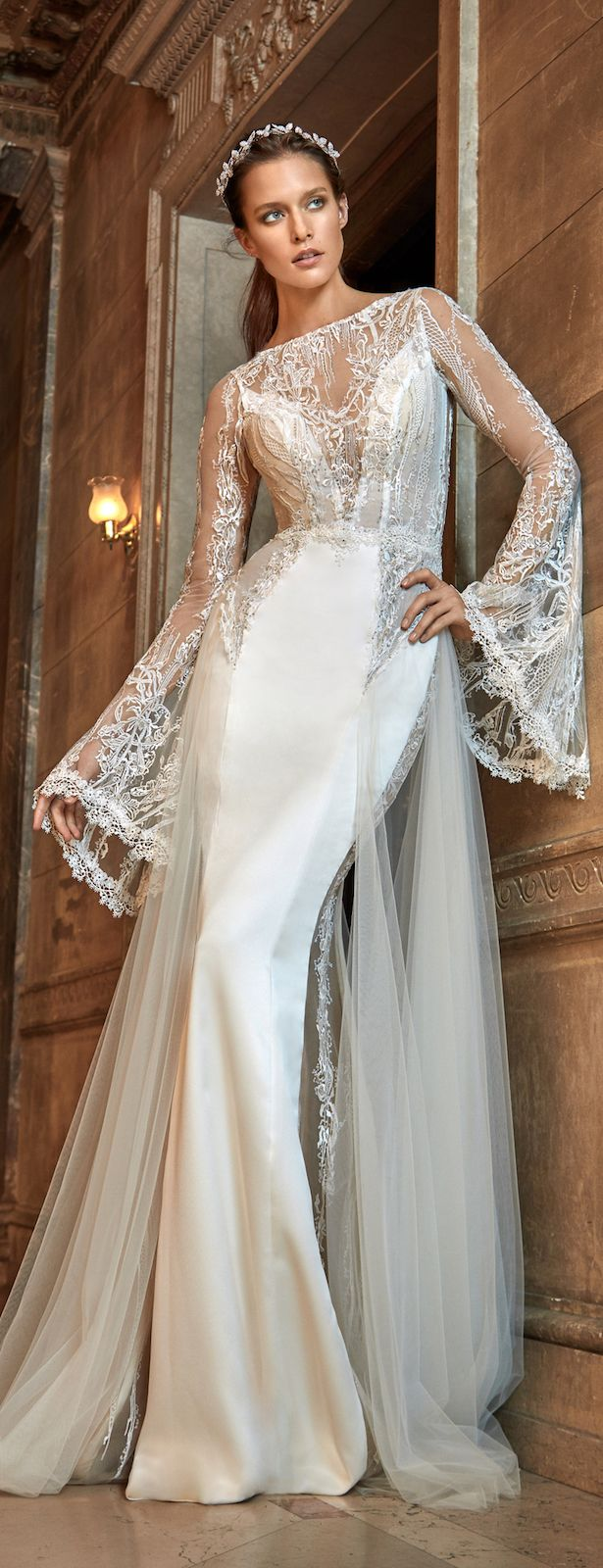 Photo of Stunning Winter Wedding Dresses – Belle The Magazine