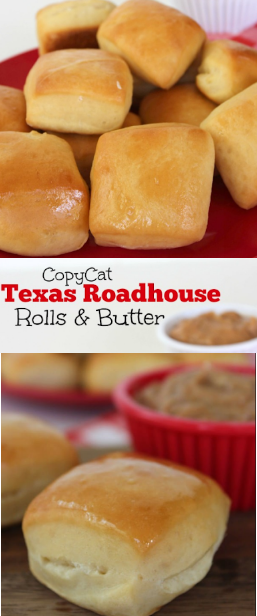 #RECIPE : Copycat Texas Roadhouse Rolls with Cinnamon Butter – nwes wikihow