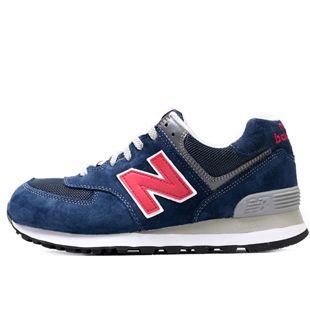 Un par de zapatillas movimiento ML574NIN zapatillas zapatos New Balance 2013 auténticos de los hombres