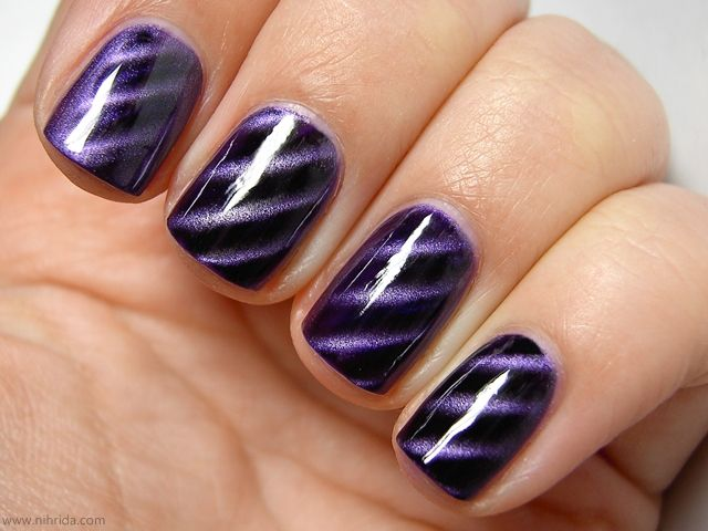 magnetic nail polish - we love this polish! sephora is where we got ...