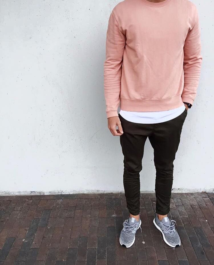 @kevinvl , Sweat  Acne , Tee  hm , Pants  hm , Shoes