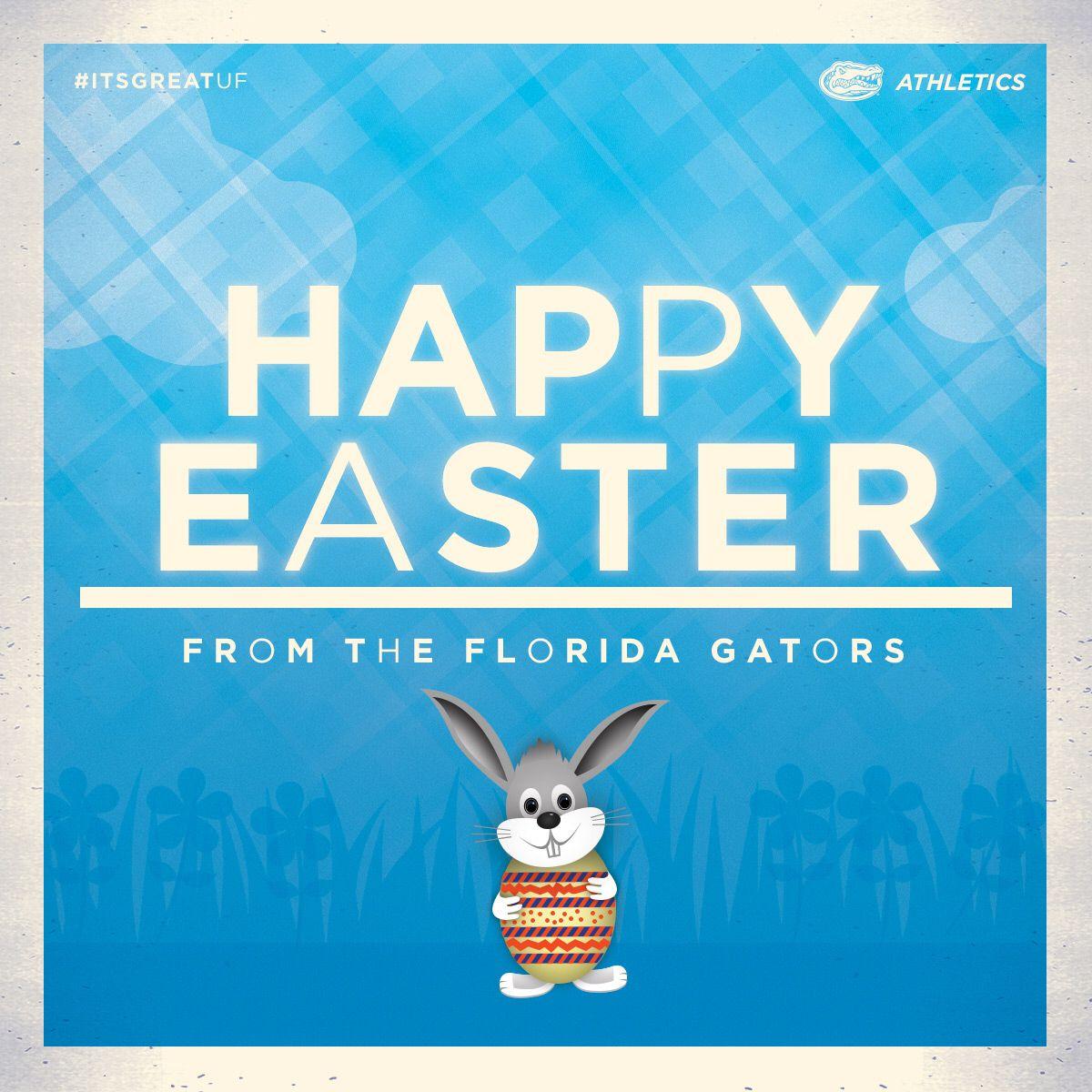 Happy easter itsgreatuf gogators florida gators