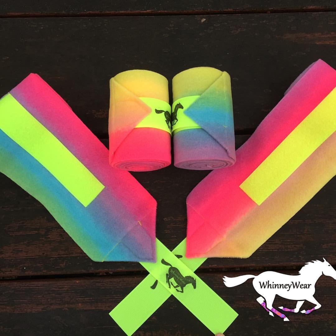 Made to Order! Rainbow Dot Polo Wraps