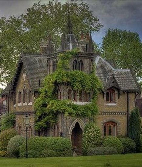 A Gothic Revival Cottage