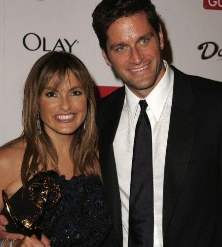 Mariska Hargitay Peter Hermann | test | Pinterest ...