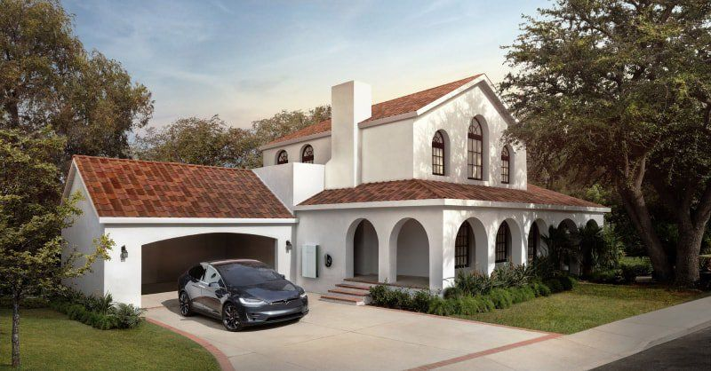 Tesla S Solar Roof Is Finally Making Its Way To Consumer Homes While We Love The Design We Need To See A St Tesla Solar Roof Solar Roof Solar Panels For Home