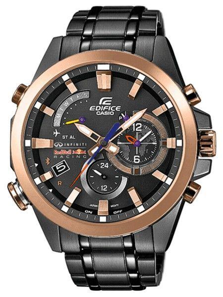 6175a63a951 Relógio CASIO EDIFICE RED BULL - EQB-510RBM-1AER