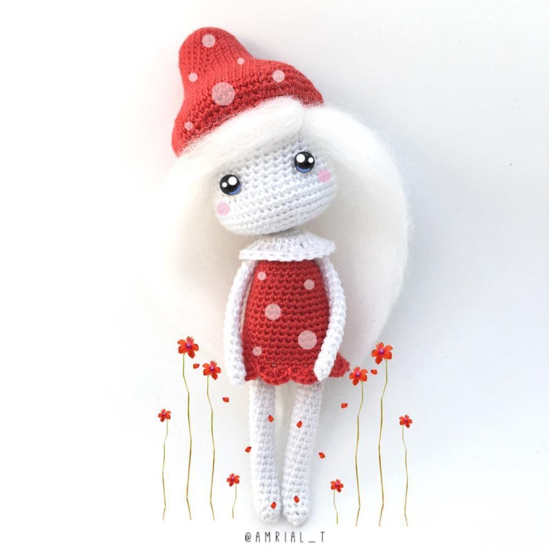 """ Buen fin de semana!!!  Happy weekend!!!  #amigurumi #amigurumis #ganchillo #amigurumidoll #crochet #crochetdoll #crocheting #instacrochet…"""