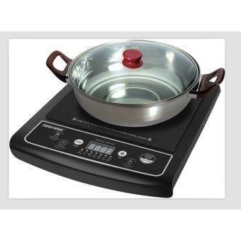 Review Nikon Tough Mama NTM-IC3 Ceramic Induction Cooker (Black) w ...