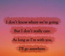 Inspiring Picture Journey Love Quote Quotes Romantic Seafarer