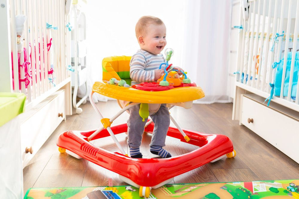 Best Baby Walker For Carpet Which Helps To Walk Swiftly Proven