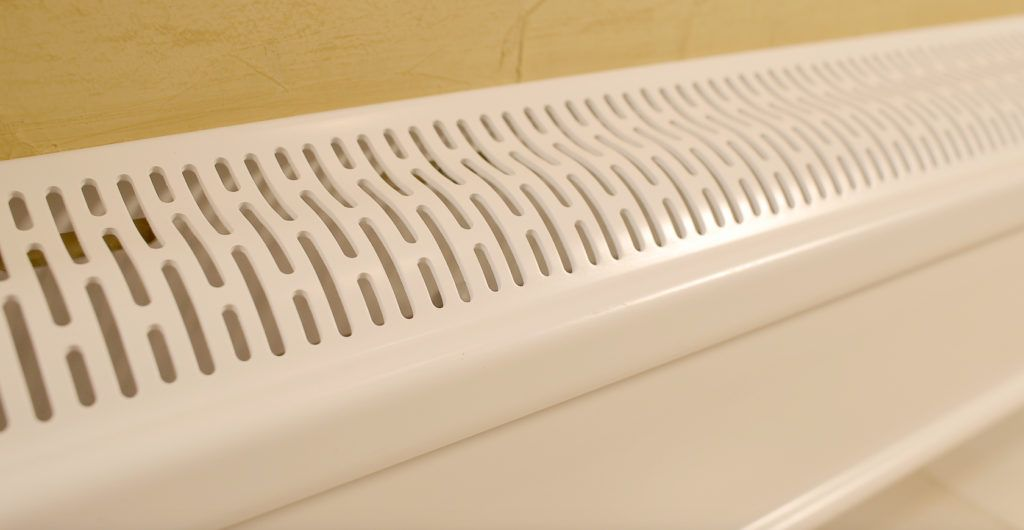 View Our Baseboard Heating Cover Before After Gallery With