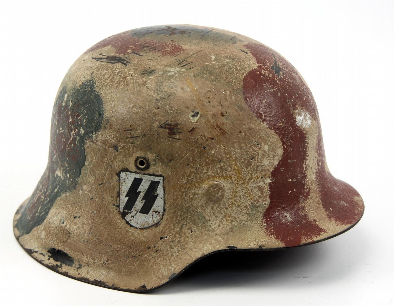 Wwii german m42 ss helmet