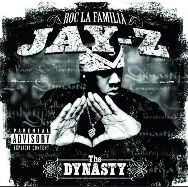 Jay Z - The Dynasty What I listen to - Music is my lifeline - fresh blueprint 2 cover