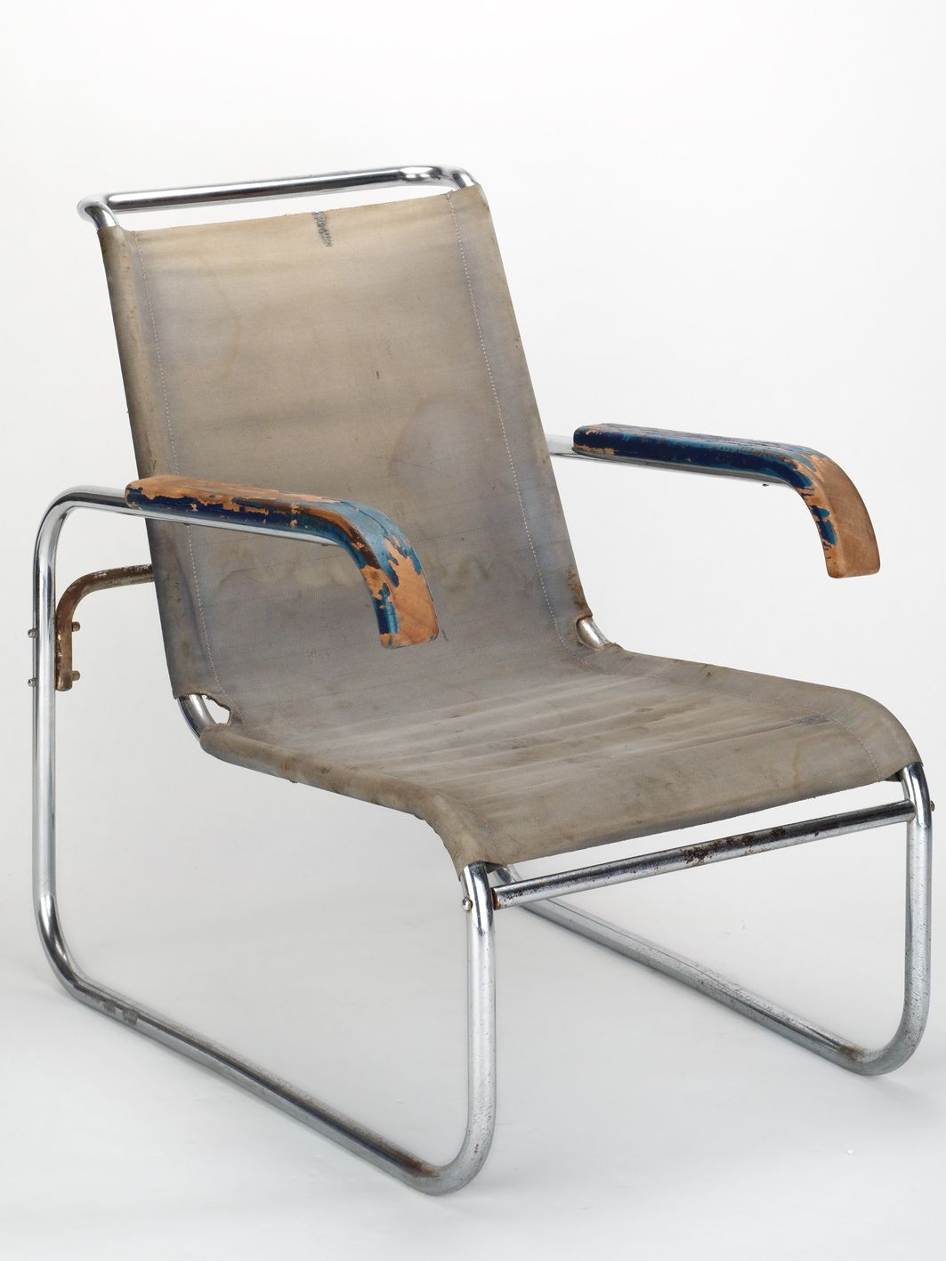Marcel Breuer, B 35 (1929) - Well used relic from the ...