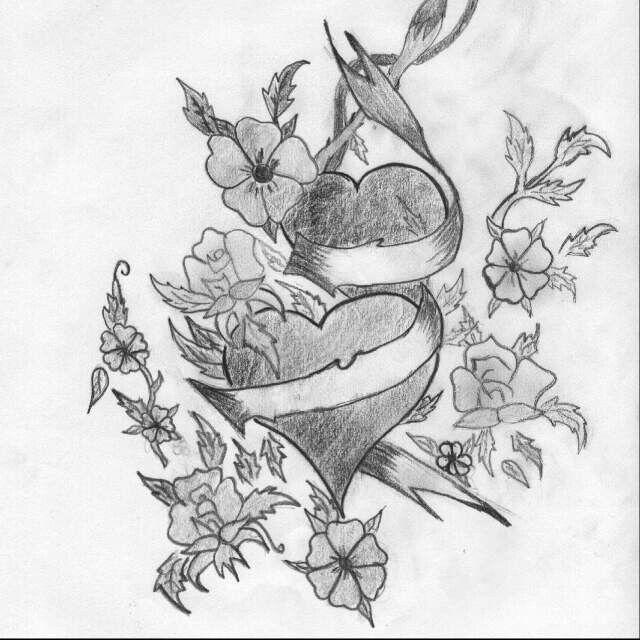 Es Muy Lindo Para Un Dibujo O Para Regalar A Una Amiga O Drawings Sketches Art