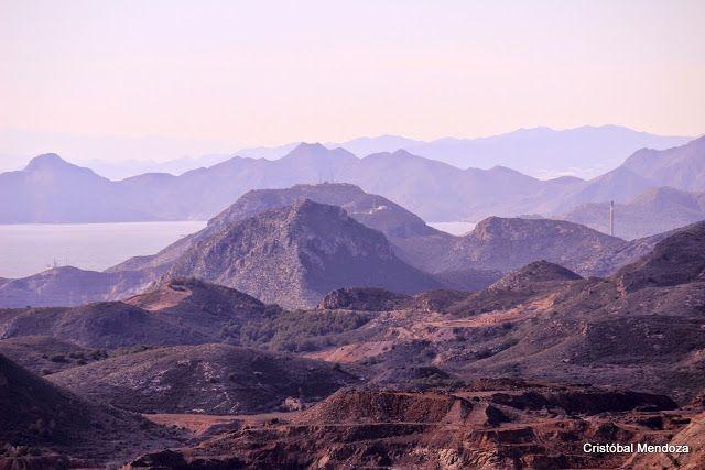 Sierra Minera: La Unión - El Estrecho