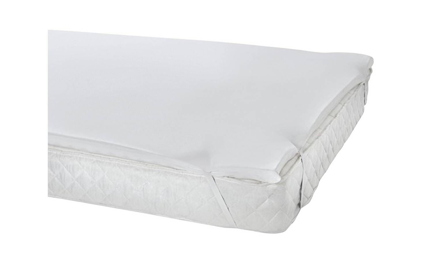 Argos Mattress Topper King Size Buy Argos Home 5cm Memory Foam Mattress Topper Double Mattress