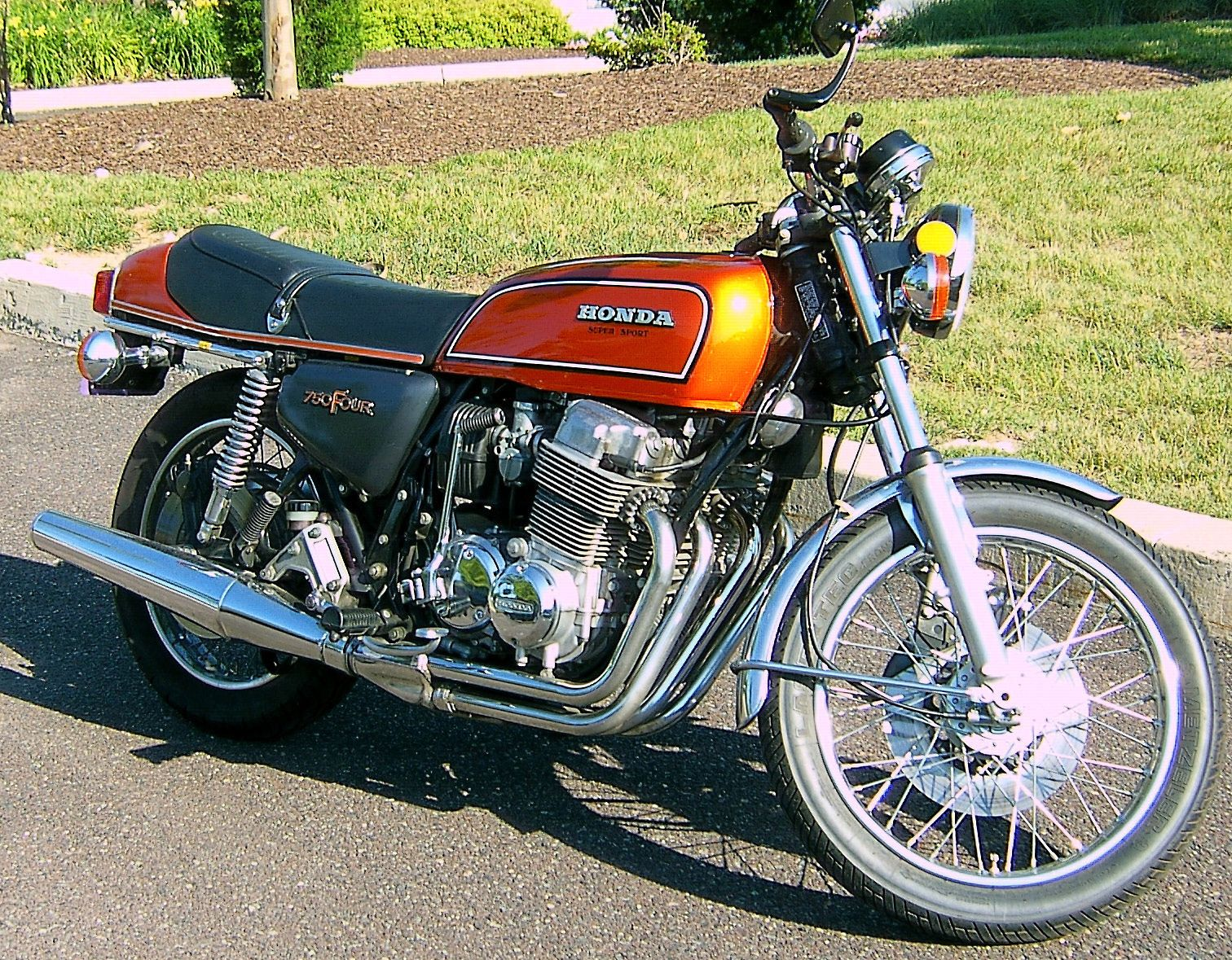 classic 750 honda super sport motorcycle honda cb 750. Black Bedroom Furniture Sets. Home Design Ideas