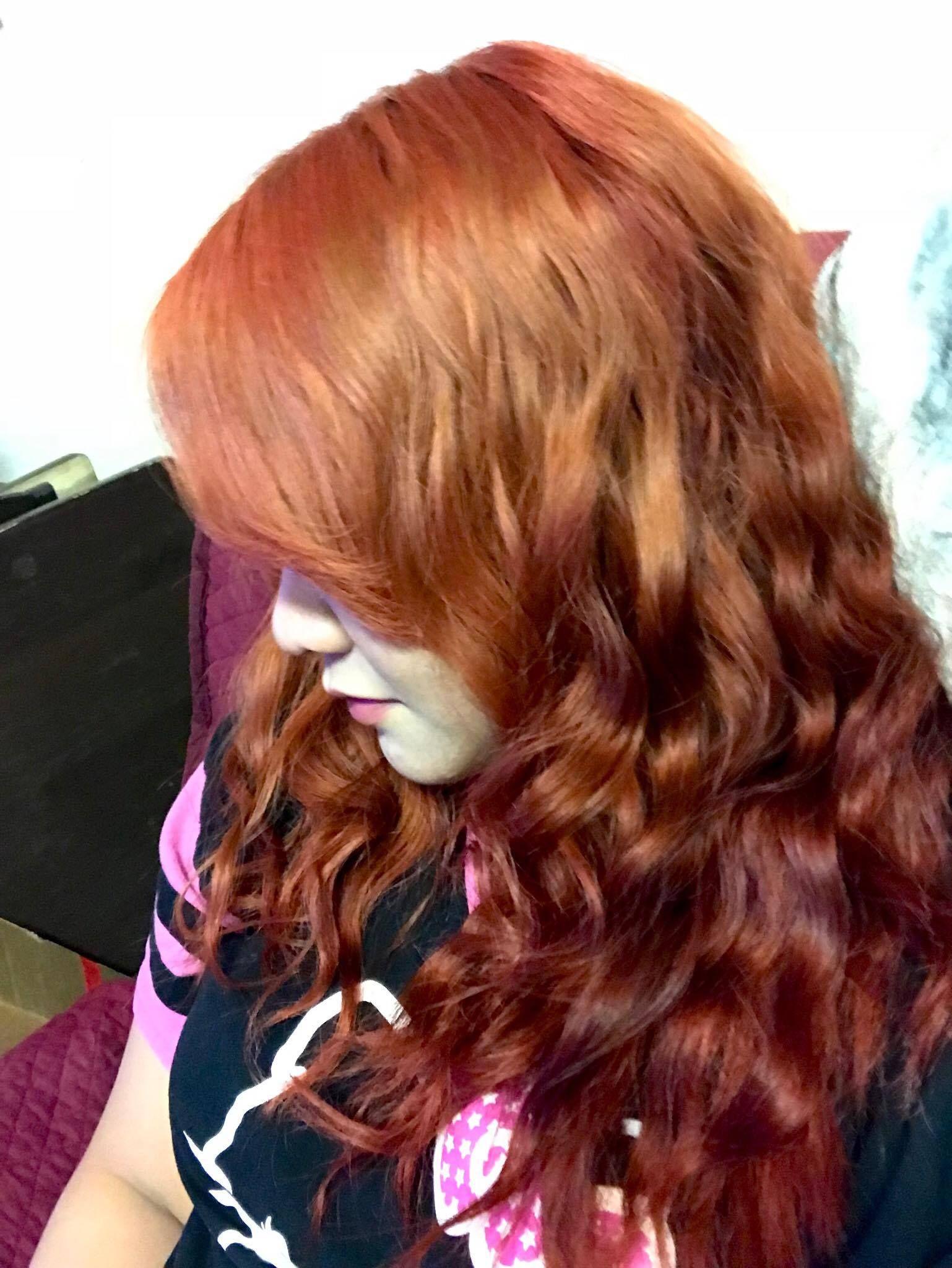 12++ Adore paprika hair dye trends