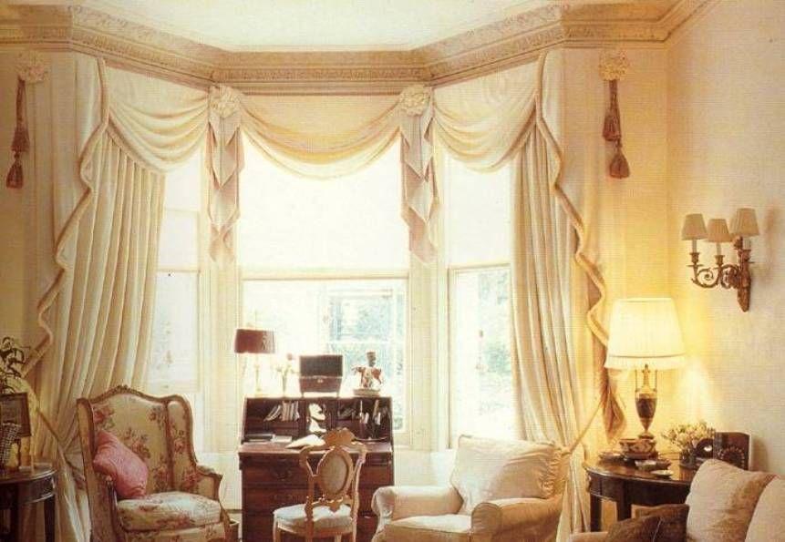 Victorian Bay Window Treatments Recherche Google Bay Window Curtains Living Room Windows Bay Window Living Room