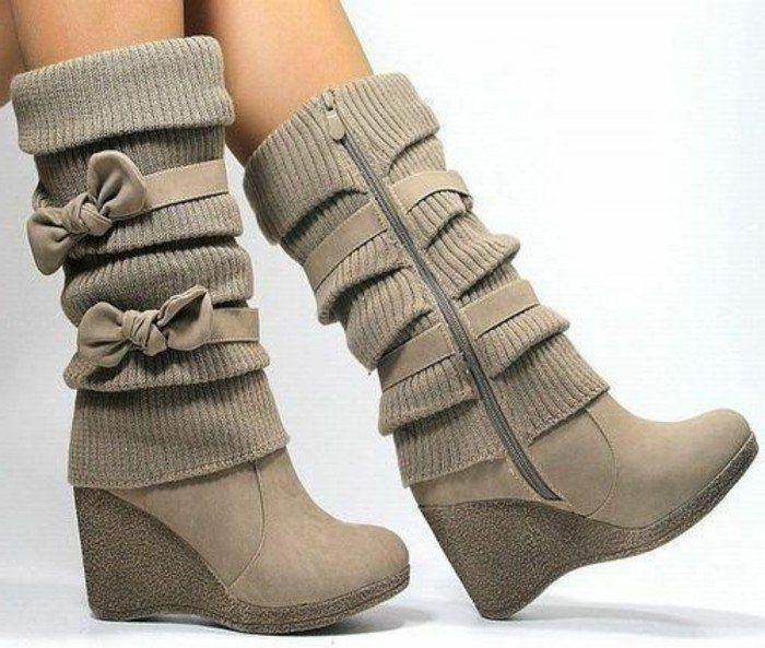 Les chaussures compensées - un must have pour la femme moderne ... 328de80e340c