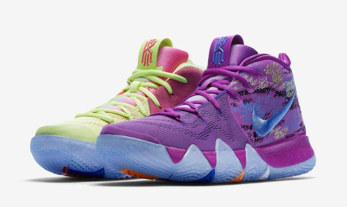 official photos 00bcc cef35 Nike Kyrie 4