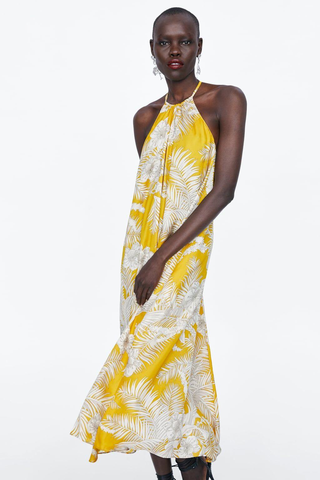 fliessendes kleid mit print-alles anzeigen-dress time-damen