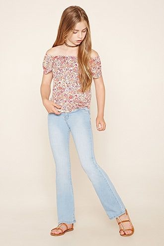 Kids Flare Jeans Jeans To