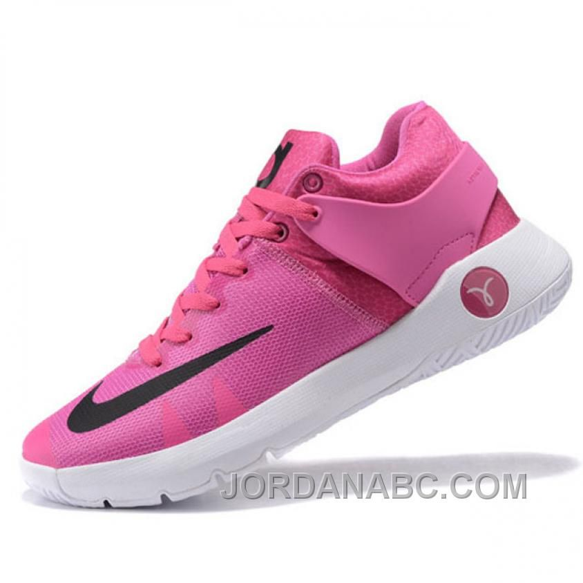 ... buy nike kevin durant kd trey 5 iv breast cancer pink basketball shoes  from reliable nike
