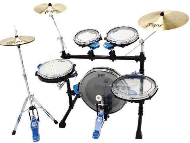 portable drum kit o drums in 2019 acoustic drum drum kits best drums. Black Bedroom Furniture Sets. Home Design Ideas