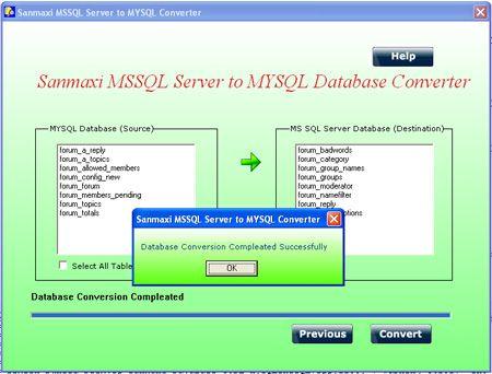 Convert MS SQL database conversion tool Pinterest Conversion tool