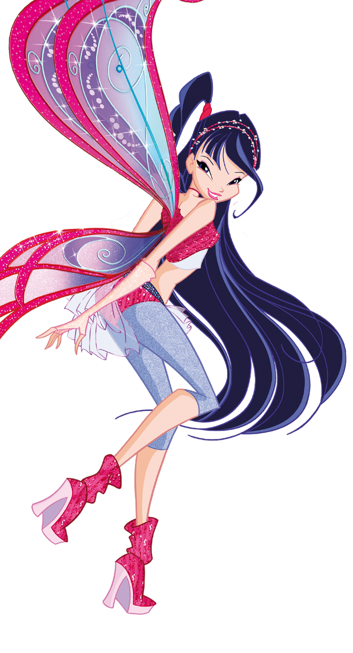 Musa winx club winx club in 2018 pinterest anim and dessin anim - Dessin anime des winx club ...